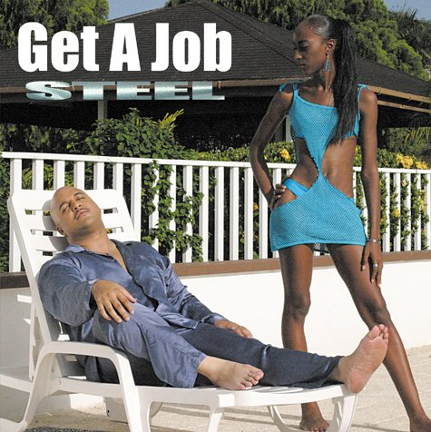 Get-A-Job-by-STEEL-digital-artwork-cover